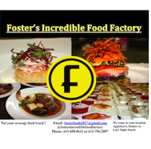 fosters food truck