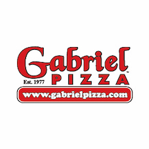 gabriel pizza red