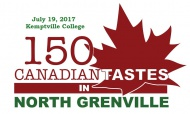150 Canadian Tastes in North Grenville